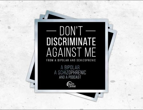 Podcast Ep 3: Don't Discriminate Against Me.