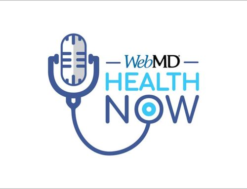 WebMD's Health Now Podcast features Schizophrenic.NYC