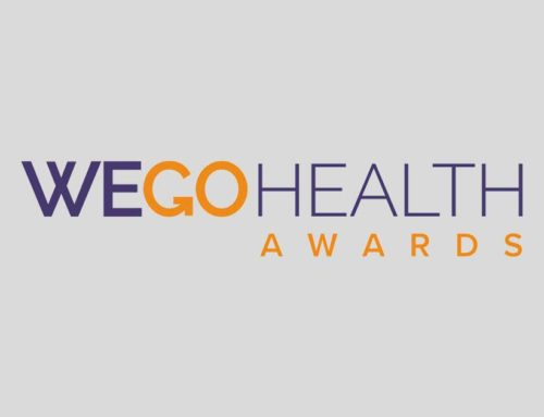Michelle was Nominated for a Wego Health Award