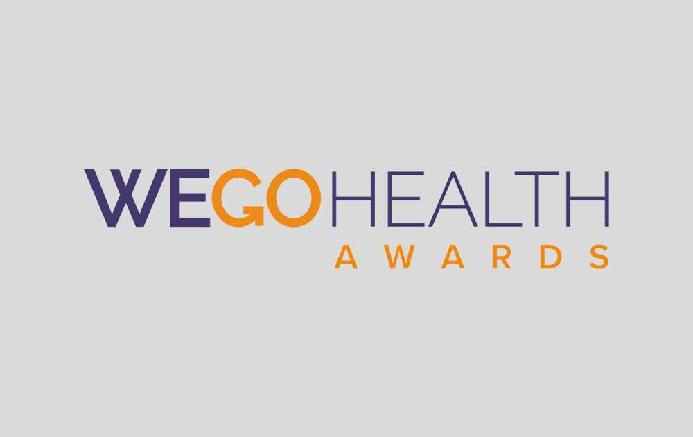 Michelle was Nominated for a Wego Health Award 1