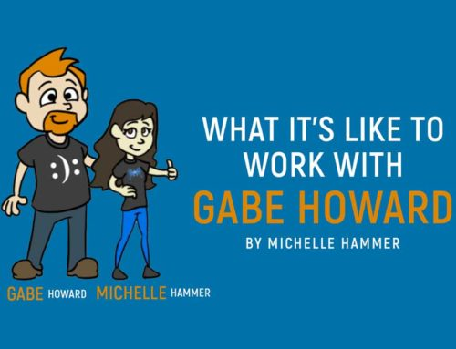 What It's Like To Work With Gabe Howard