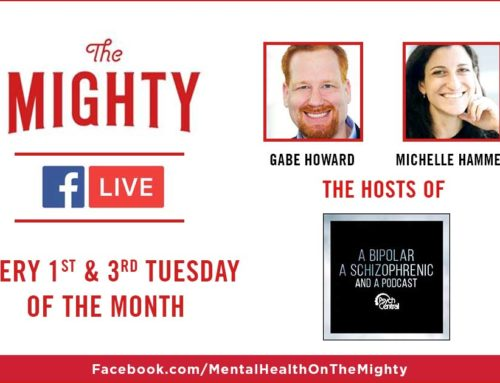 Michelle & Gabe have a LIVE SHOW on TheMighty!