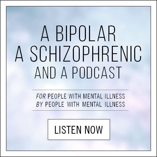 Michelle was on INSIDE Schizophrenia Podcast, Schizophrenic.NYC Mental Health Clothing Brand