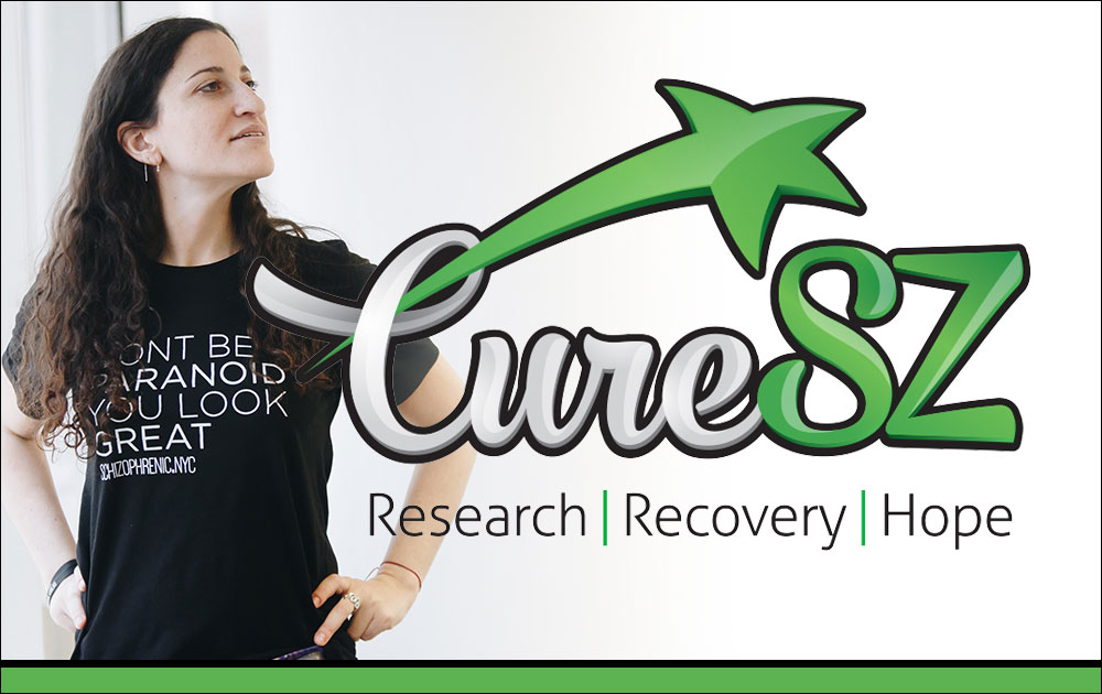 Michelle is Featured in CureSZ.org 1