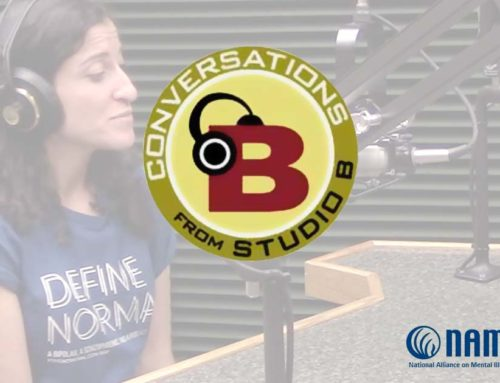 Listen to Michelle on Conversations from Studio B