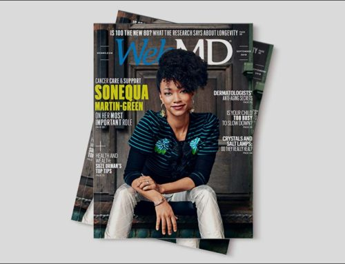 Michelle in WebMD Magazine!