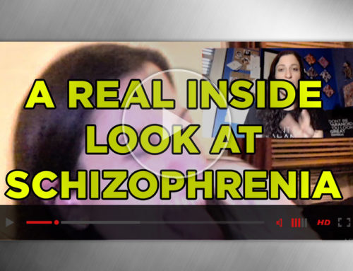 A Real Inside Look At Schizophrenia