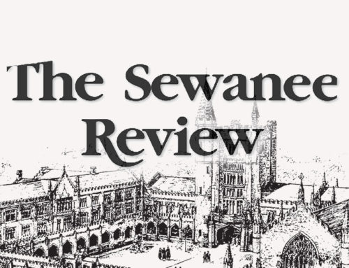 The Sewanee Review Features Schizophrenic.NYC