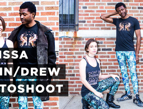 Amazing Photoshoot With Melissa and Ann/Drew