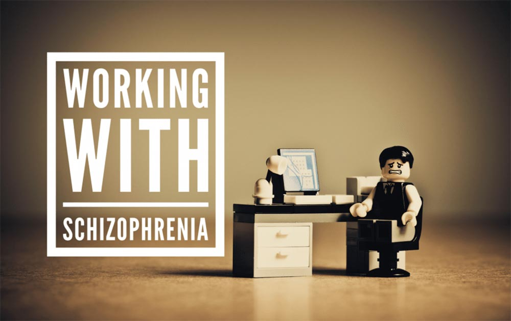 Michelle was on INSIDE Schizophrenia Podcast 4