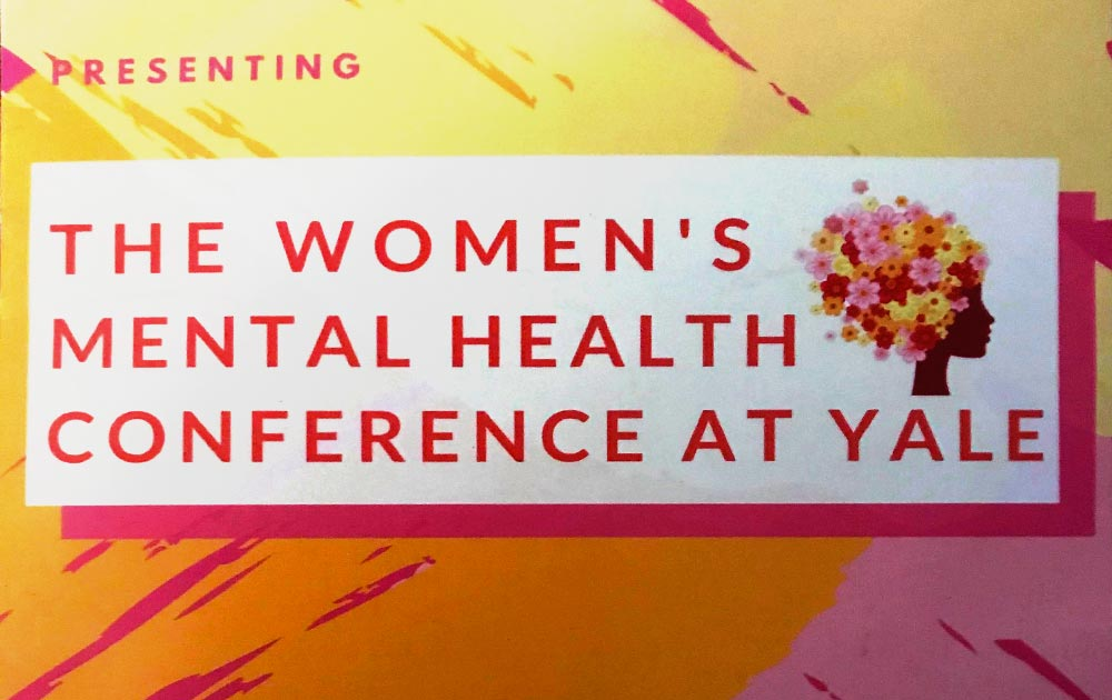 The Women's Mental Health Conference at Yale 3