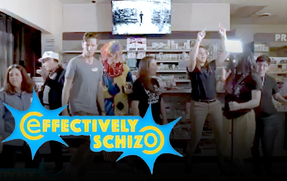 Effectively Schizo - A New Mental Health Comedy Series 1
