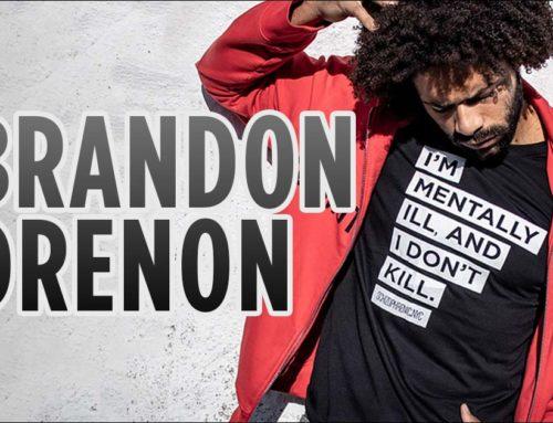 Photoshoot with Brandon Drenon