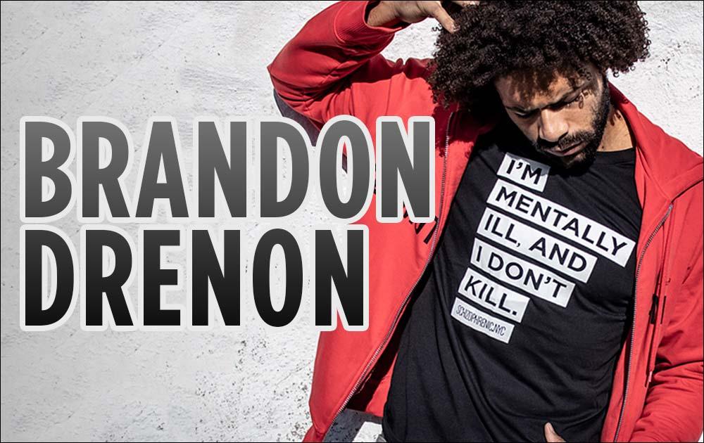 Photoshoot with Brandon Drenon 1