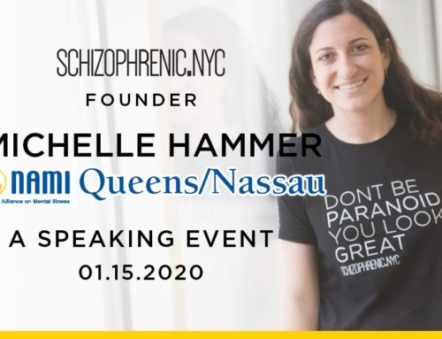 Michelle Hammer Will Be Speaking at NAMI Queens/Nassau