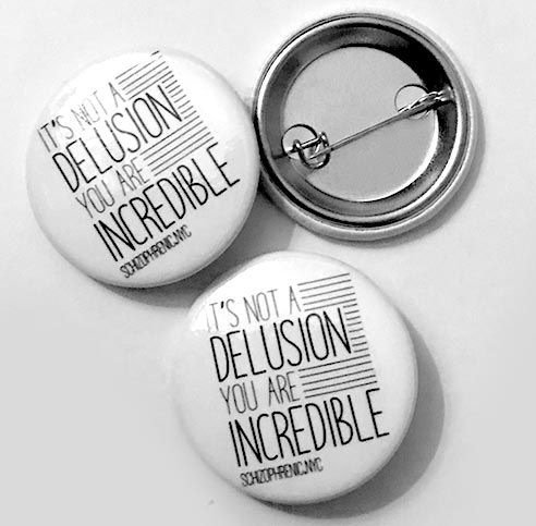 Button - It's Not A Delusion, You Are Incredible 4