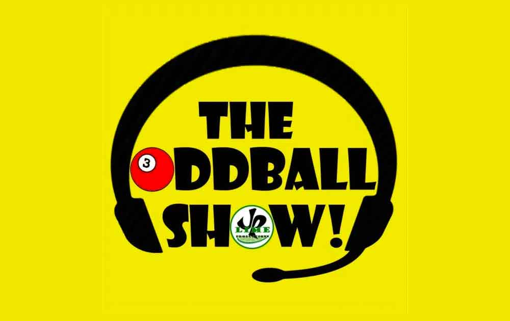 Michelle Was Interviewed on the Oddball Show 3