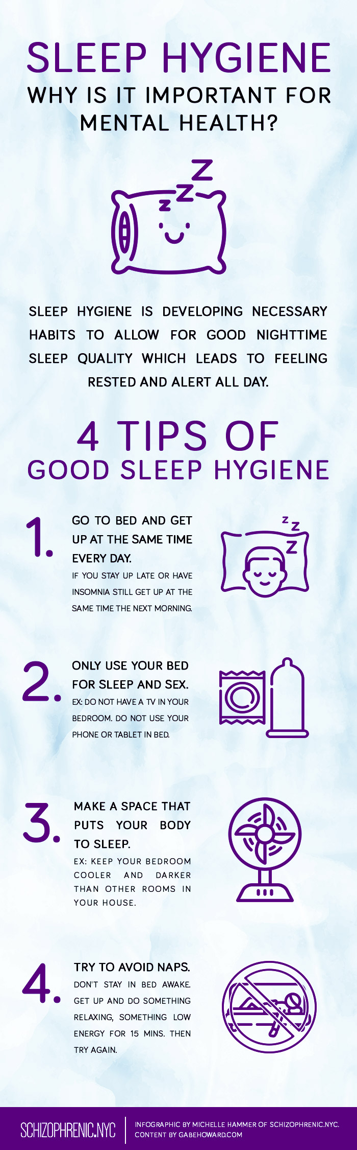 4 Sleep Hygiene Techniques. Why Is It Important For Mental Health? 2