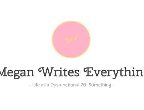 Interview by MeganWritesEverything.com
