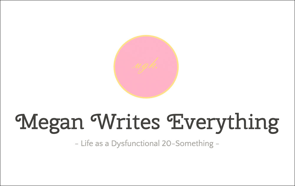 Interview by MeganWritesEverything.com 9