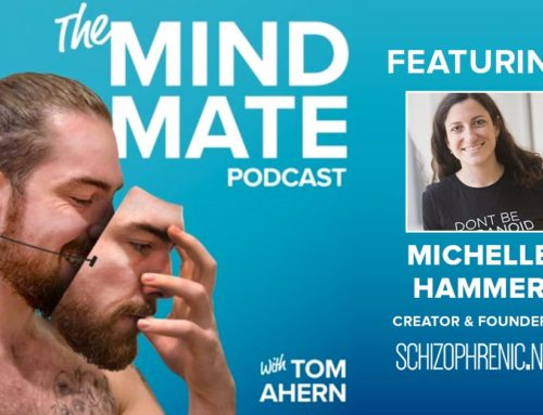 The Mind Mate Podcast Featuring Michelle Hammer
