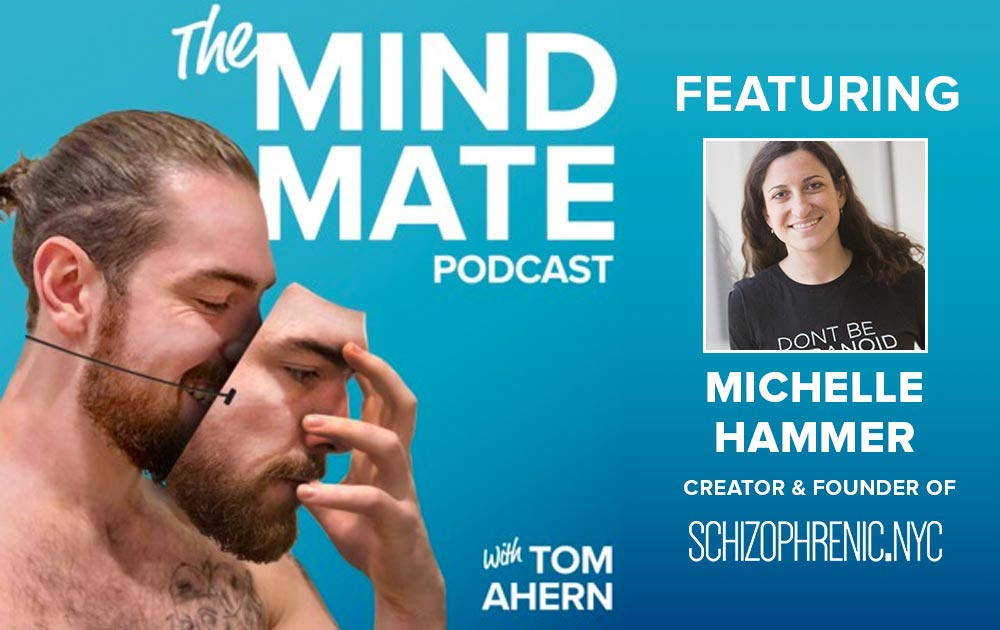 mind mate podcast - michelle hammer