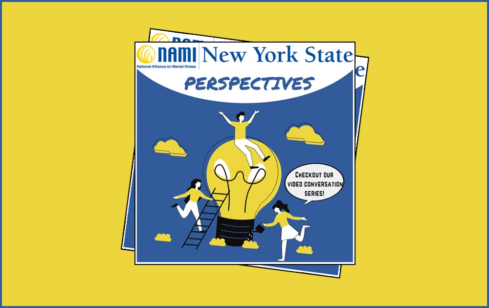 NAMI-NYS Perspectives Featuring Michelle Hammer