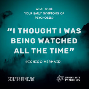 psychosis symptoms