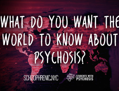 Know About Psychosis