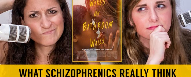 What Schizophrenics Really Think About Words on Bathroom Walls