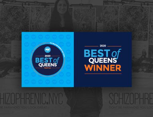 We WON Best of Boroughs 2020!