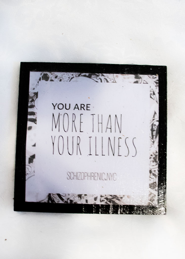 you are more than your illness