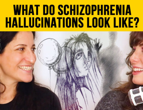What Do Schizophrenia Hallucinations Look Like?