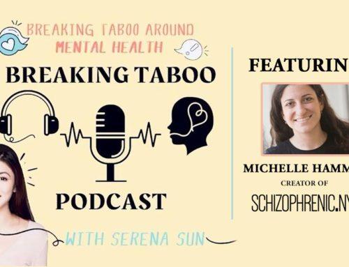 Breaking Taboo Interviews Michelle Hammer