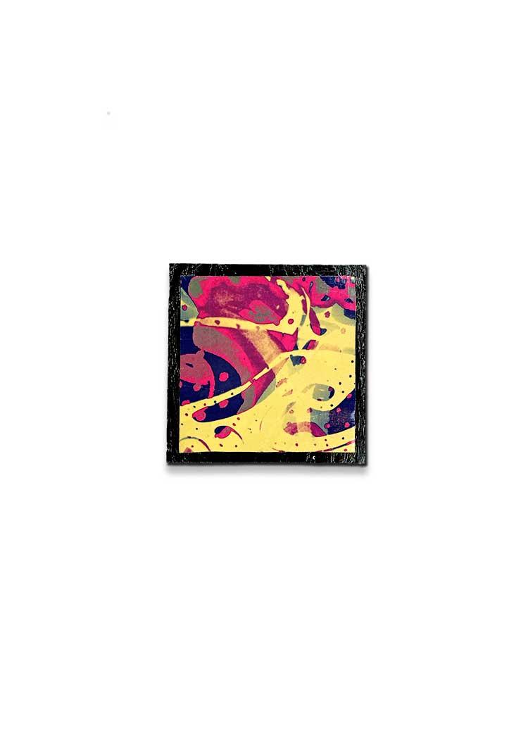 Coaster set 24 - 4 colors