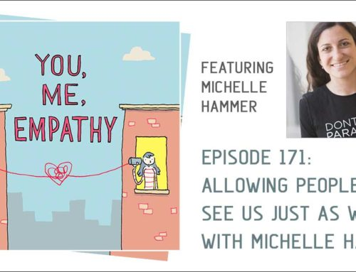 Michelle talks Schizophrenia on You, Me, Empathy Podcast