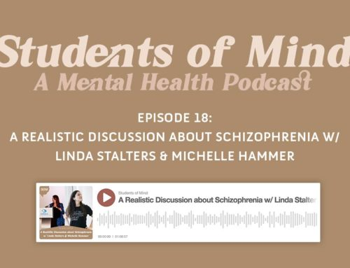 Students of Mind Podcast Features Michelle