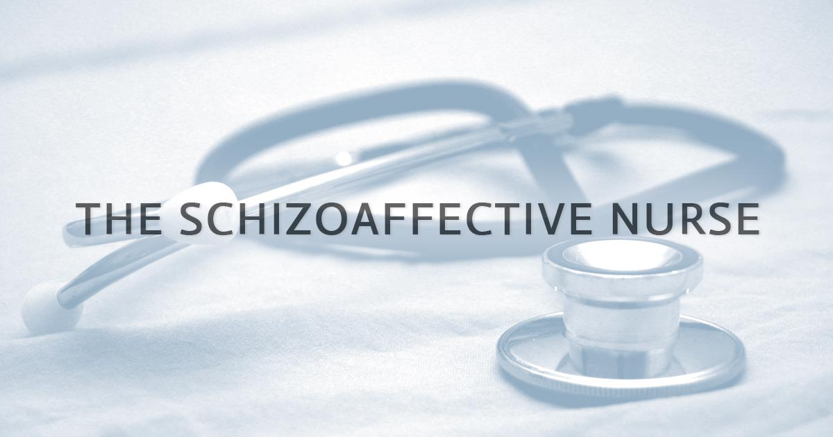 Schizophrenic. Nyc blog