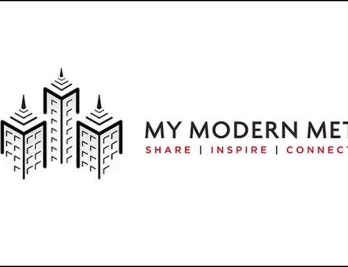 MyModernMet.com Features Schizophrenic.NYC