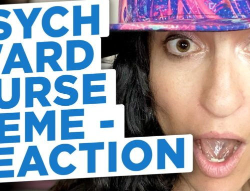 Psych Ward Nurse Meme – Reaction